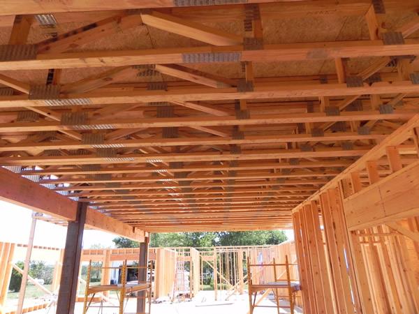 Roof Trusses Amp Floor Trusses In Missouri Vivco Components